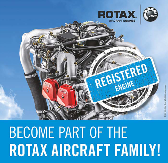 ROTAX Engine Registration
