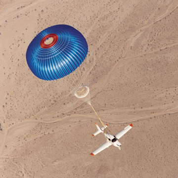 Ballistic Recovery Parachutes