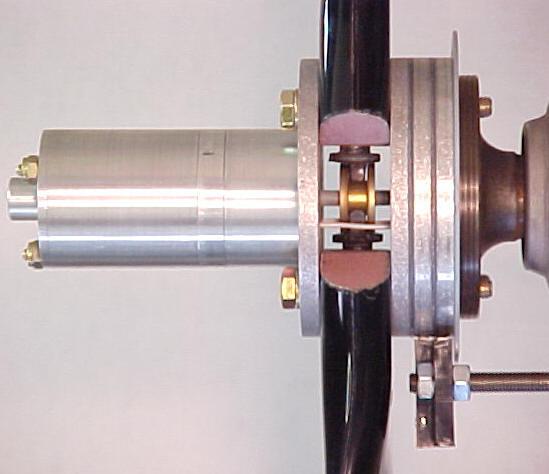 Ultralight In-Flight Adjustable Propeller