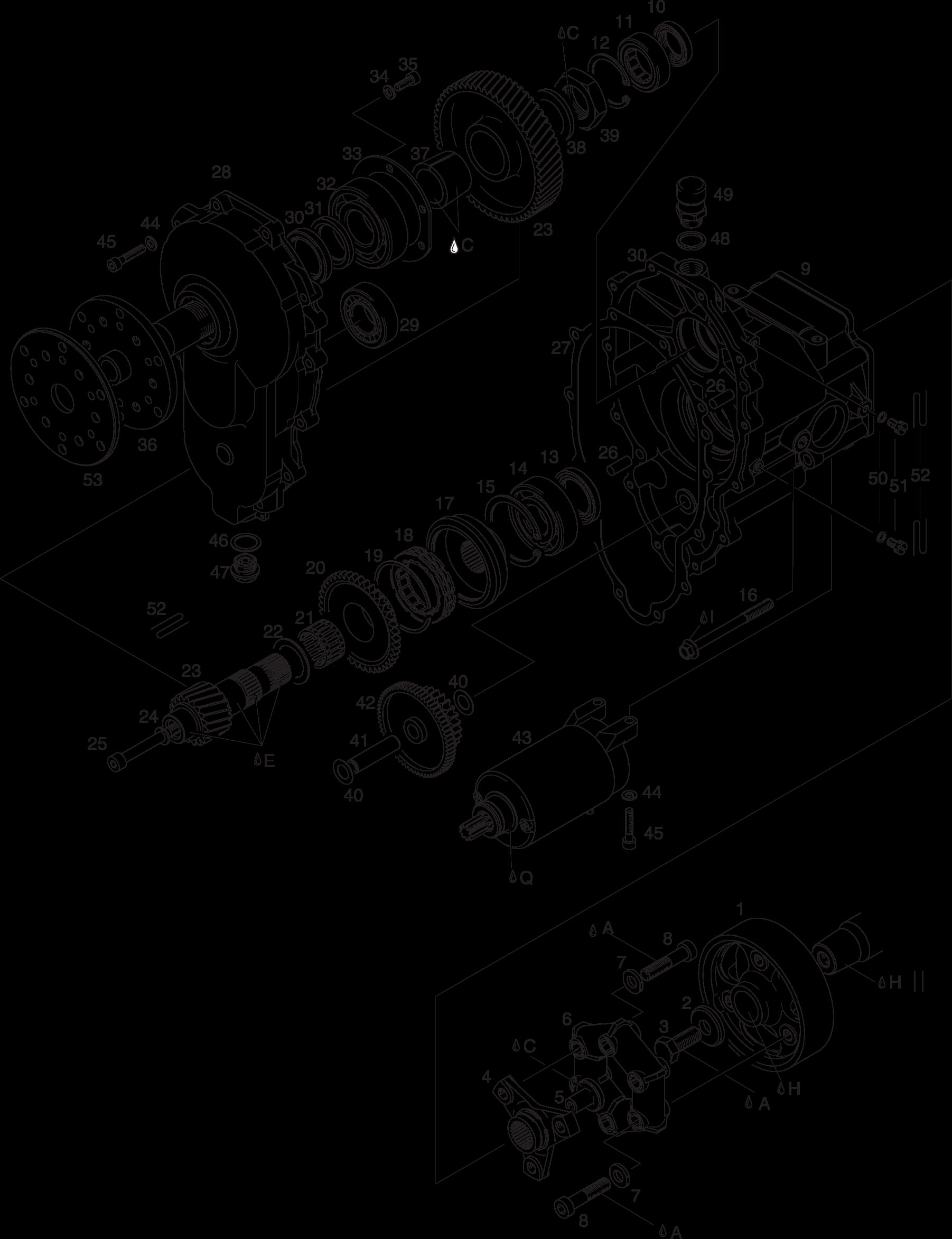 2Stroke Parts 447 503 582 Genuine ROTAX Parts ROTAX Engines – Rotax Engine Parts List Diagram