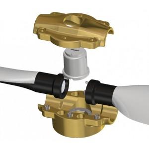 Sensenich Composite Ground Adjustable Pusher 2-Blade Propeller, ROTAX 912-914