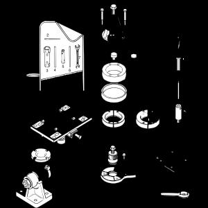 447, 503, 582 UL Repair Tools