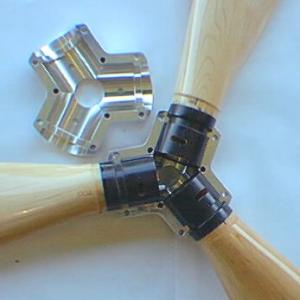 3-Blade Propeller, Rotax Hub