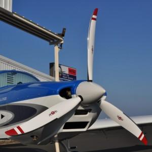 Sensenich Composite Ground Adjustable Tractor 3-Blade Propeller, Lycoming 0-320, 0-360
