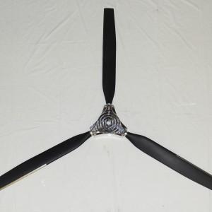Standard Carbon Fiber Propeller (3-Blade, w/HP Hub)