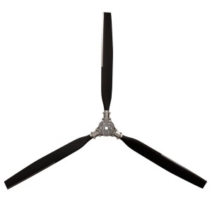 Standard Carbon Fiber Propeller (3-Blade, w/HPL Hub)