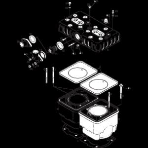 582 UL Mod. 90 Cylinder