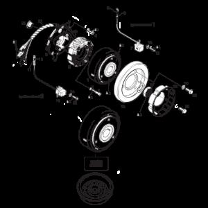 582 UL Mod. 90/99 Ducato Magneto-Generator