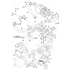 914 Muffler, Turbocharger, Oil Sump Pump