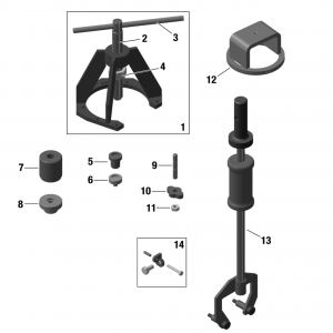 Rotax 912-914 Tools