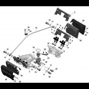 912 iS Fuel Injector