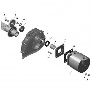 912 iS Vacuum Pump