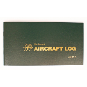 Aircraft Log, Softcover