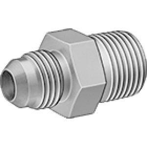 1/2 NPT to 3/4-16 Male Adapter