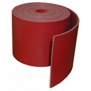 "Engine Baffle Material, Champion Red 3/32"" Reinforced"