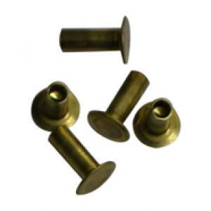 Matco Hydraulic Disc Brake, Brass Rivet