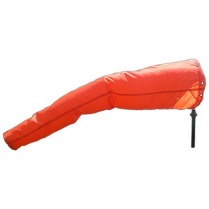 "Standard Windsock, 13"" x 55""L Sock"
