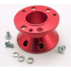 Red, Outer Spacer