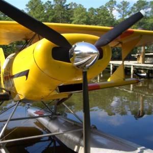 Warp Drive High Horse Power Carbon Fiber Propellers