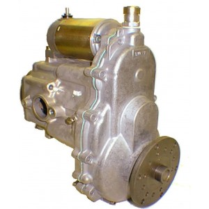Gearbox Type E 2.62:1