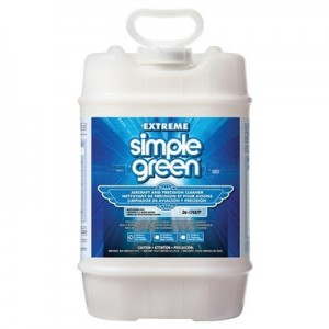 Extreme Simply Green Aircraft and Precision Cleaner, 5 gallon