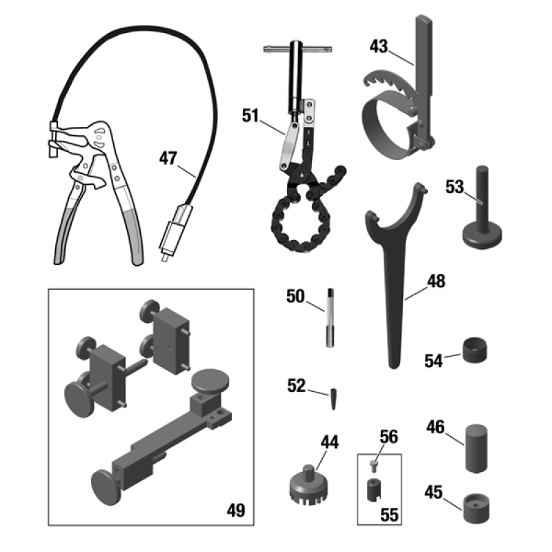 912 & 914 Series Repair Tools 4