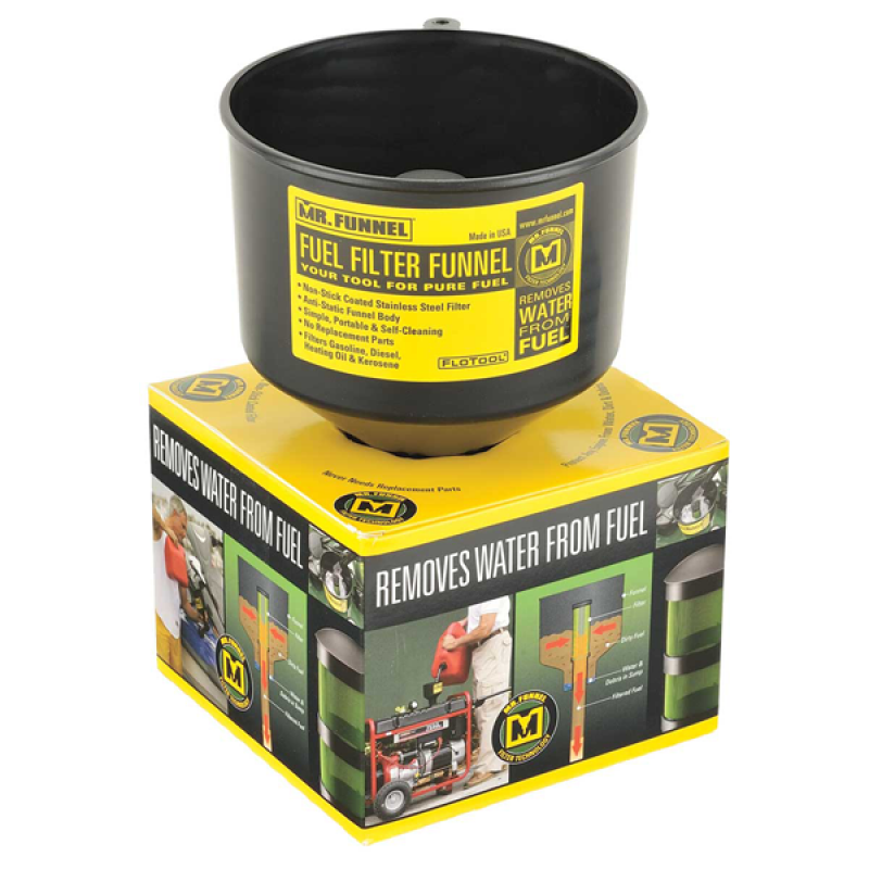 mr funnel portable fuel filter model f3c 3 5 gpm Tractor Supply Funnels Fuel Funnel With Filter #7