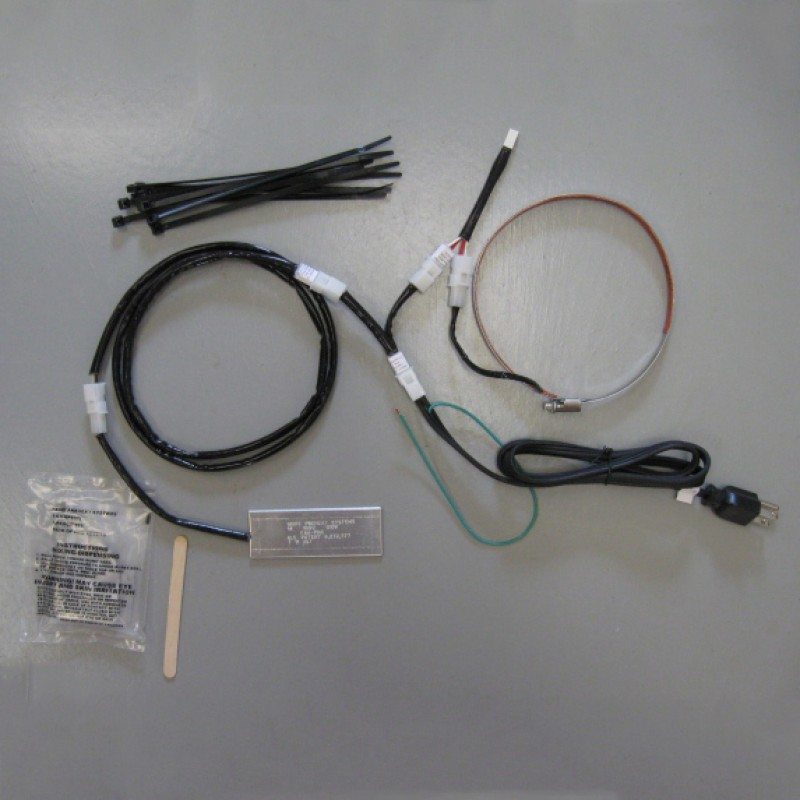 Reiff Preheat System for ROTAX 912914 Engines – Rotax 912 Engines Wiring