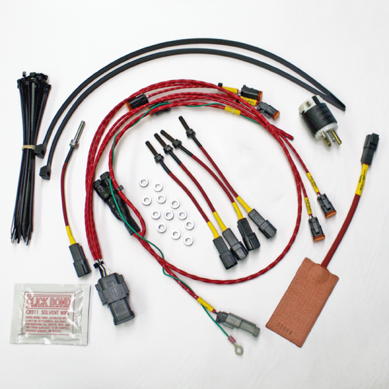 Tanis Engine Preheat System for Rotax 912914 Series Engines – Rotax 912 Engines Wiring