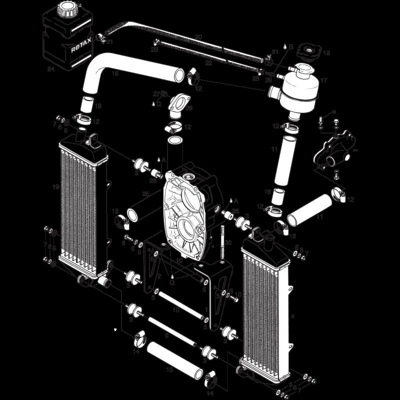 503 engine diagram wiring diagram Bombardier Rotax Engine Parts