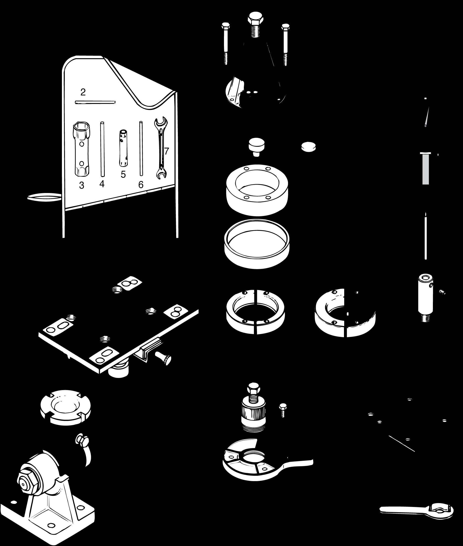small engine repair tools catalog