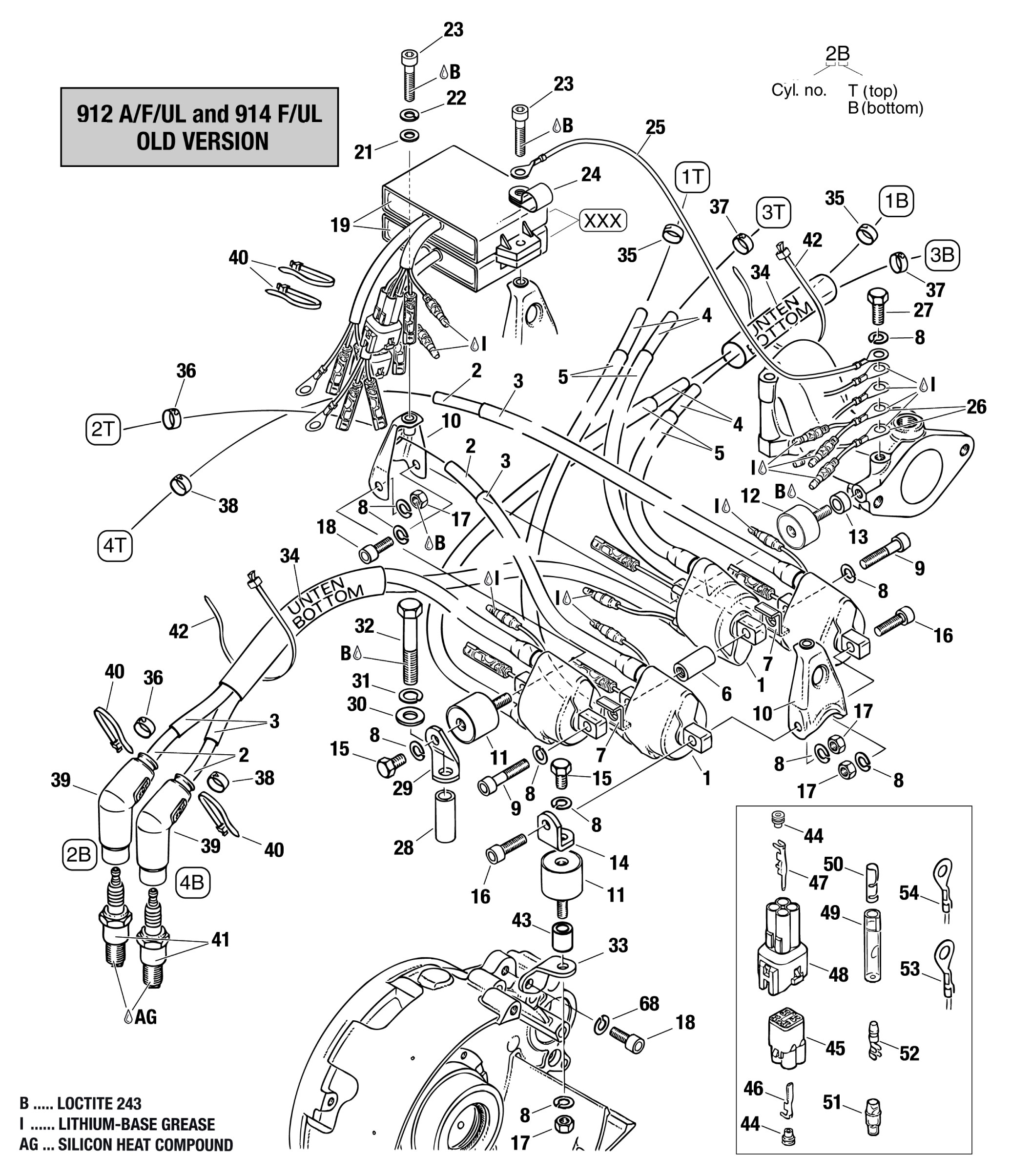 Rotax 912 Ignition Wiring Diagram Libraries Library912 U0026 914 Double Coil Assembly