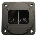 "2-1/4"" Panel Mount Compass (Unlighted)"