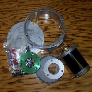 Gpl Deluxe Electric Starter Kit For Rotax 377 447 503 5
