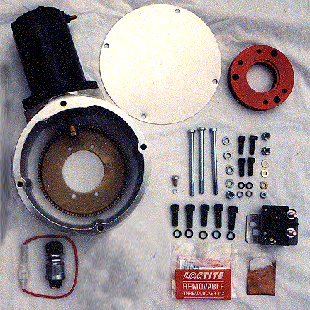 Gpl Basic Electric Starter Kit For Rotax 377 447 And 503